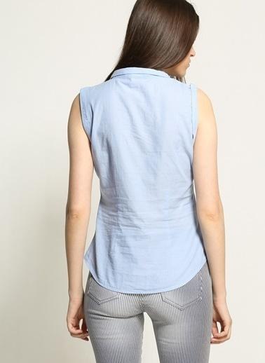 Vero Moda Gömlek Lila